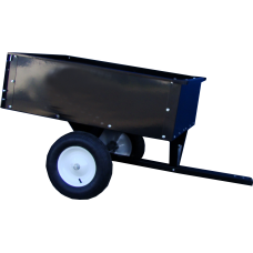 Trailer Dump Cart - 1500 Lb/680 Kg