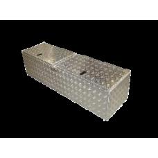 Aluminium Double Access Top Opening Box