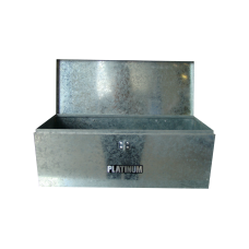 Galvanised Tool Box - 10 Litres