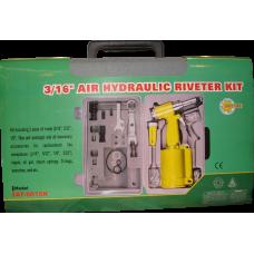 """Air Hand Riveter 3/16"""""""