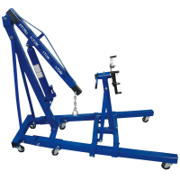 Engine Stand & Crane Package